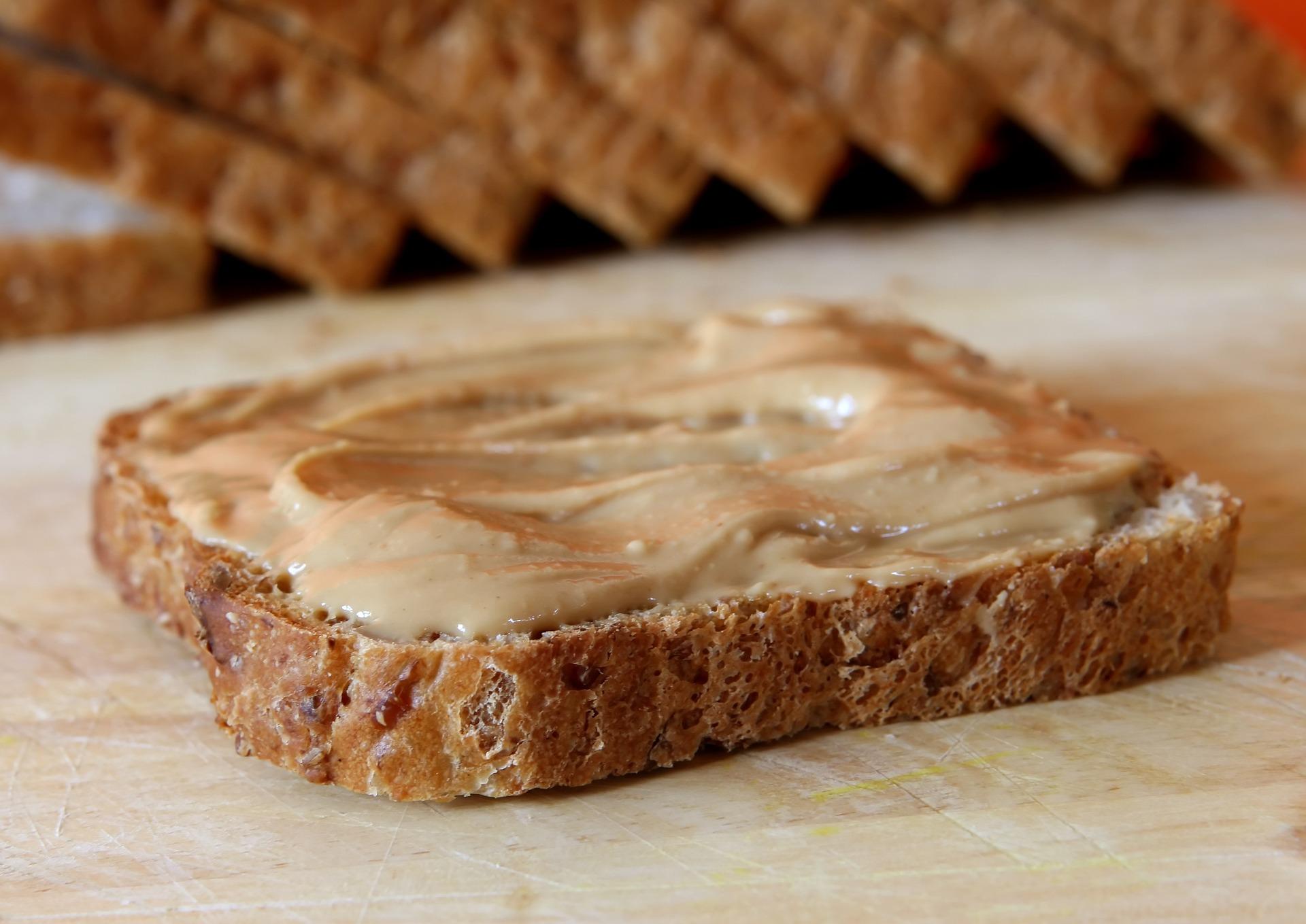 Peanut butter toast protein