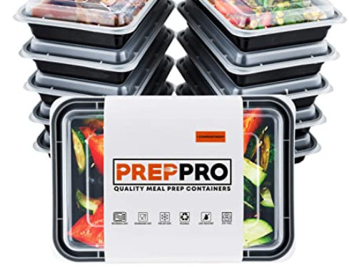 Microwave-safe meal prep containers - prep pro containers