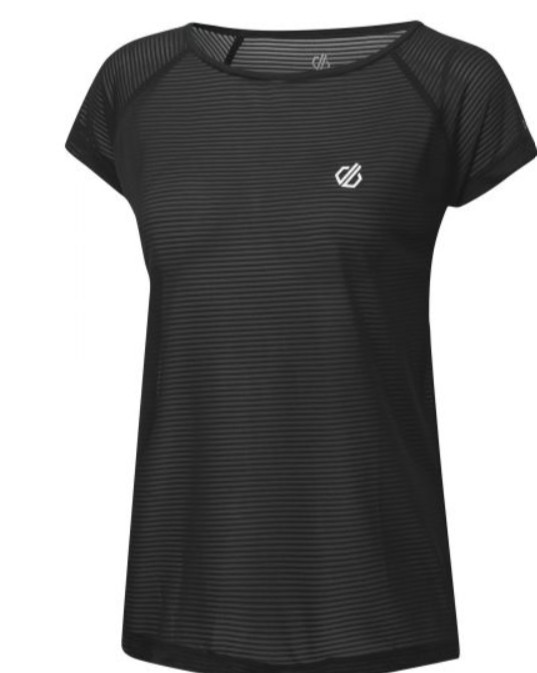 Gym gifts for her - Woment's Defy Quick Drying T-shirt black
