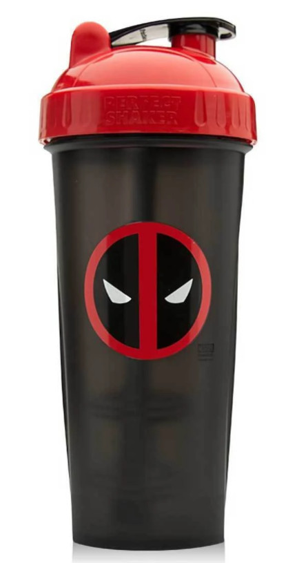 Top Protein Shakers - Dead Pool Shaker Bottle