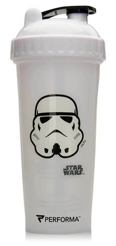 Top Protein Shakers - Star Wars Storm Trooper Protein Shaker