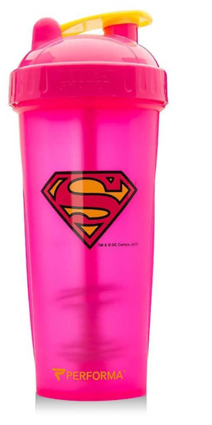 Top Protein Shakers - Super Girl Protein Shaker