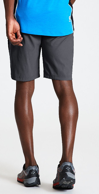 Hiking gifts for men - Men's Tuned In II Multi Pocket Walking Shorts Ebony Grey