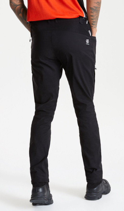 Hiking gifts for men - Men's Tuned In II Multi Pocket Walking Trousers Black