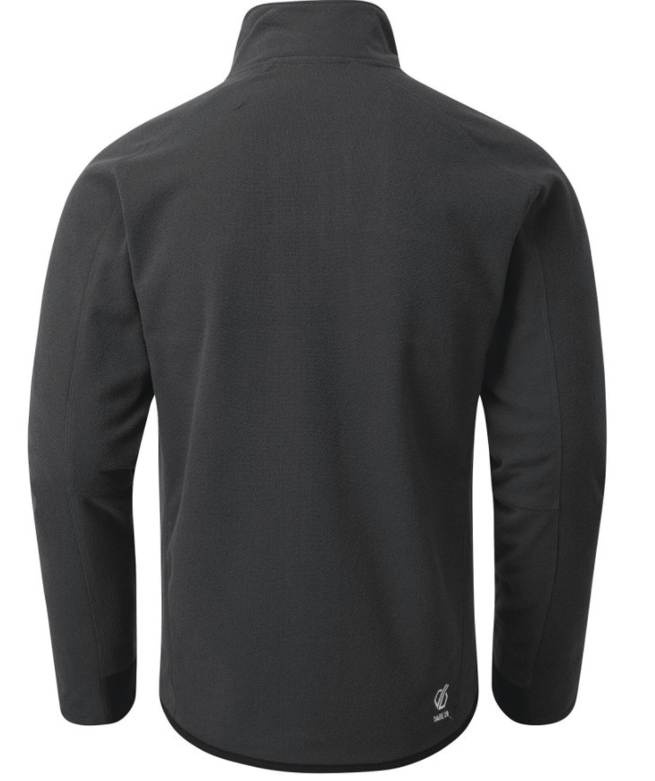 Hiking gifts for men - Men's Practice Full Zip Fleece Ebony Grey