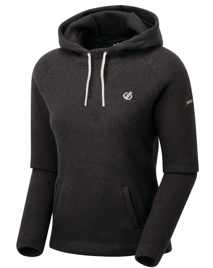 Hiking gifts for women - Women's Initiative Hooded Fleece Black