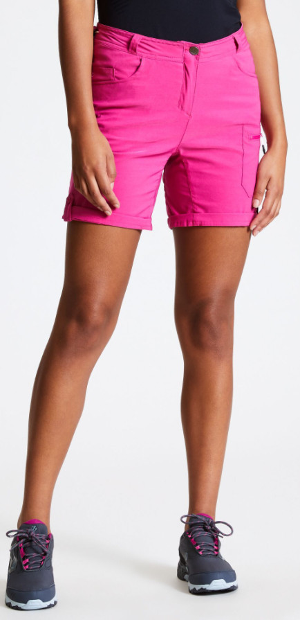 Hiking gifts for women - Women's Melodic II Multi Pocket Walking Shorts Active Pink