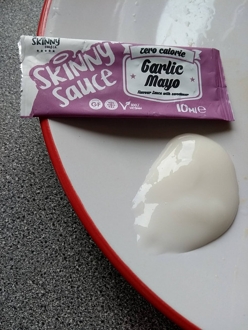 Best low calorie sauces - Skinny sauce garlic mayo