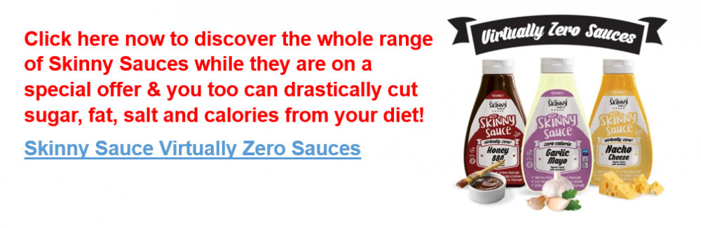 Best low calorie sauces